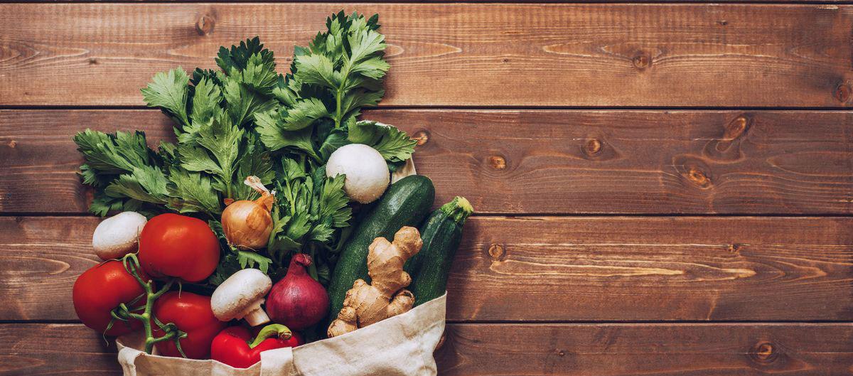vegan pros and cons fresh veggies