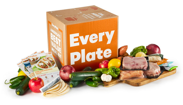 Every Plate gluten free meal kits